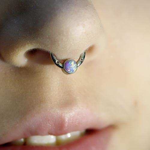 Pin Cute Septum Jewelr...