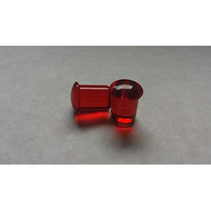 PRE-ORDER Simple solid color single flare plug 00g/9.5mm