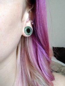 """Faux Jade eyelet 9/16""""   -- Photo # 75099"""