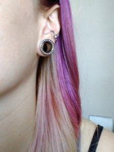 "Screw fit bead eyelet 9/16"" 5/16""  -- Photo # 75124"